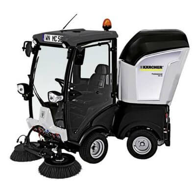 Karcher MC50 City Mini Road Sweeper - Road Legal